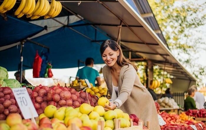 Como abrir uma quitanda de frutas e verduras