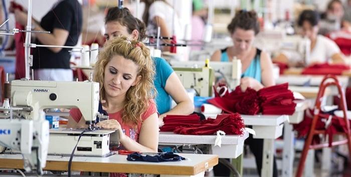 como montar uma fábrica de costura