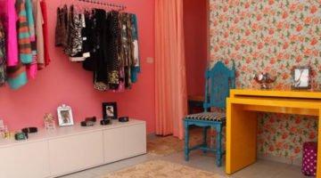 como montar uma loja de roupas em casa