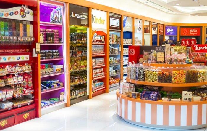 Como montar uma loja de doces