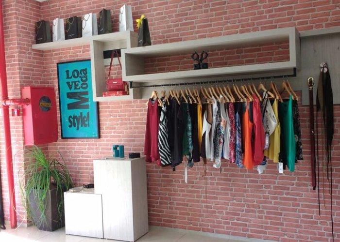 como montar uma boutique de roupas