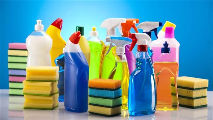 como lucrar com produtos de limpeza