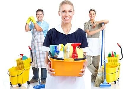 empresa de limpeza doméstica