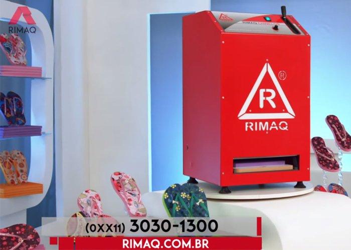 08c10bdc95f Máquina para fazer chinelos  Quanto custa  Como funciona