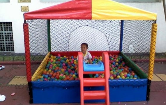 alugar brinquedos para festa infantil