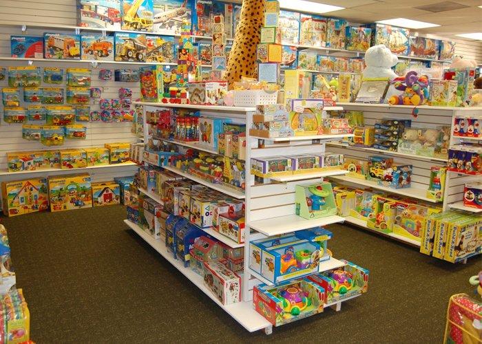 montar uma loja de brinquedos
