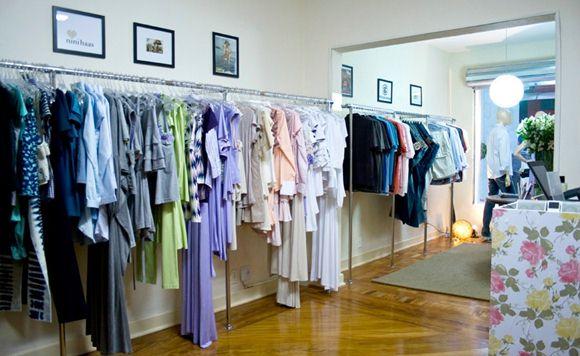 loja de roupa dá dinheiro