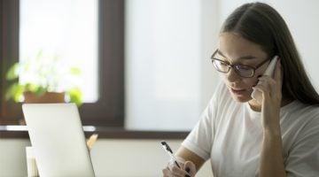 trabalhar com telemarketing em casa