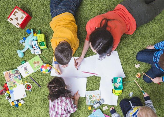 montar uma empresa de recreação infantil