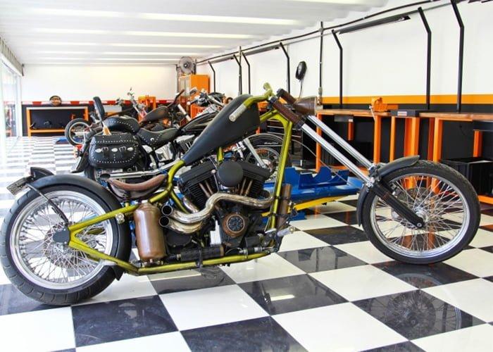 como montar uma oficina de motos lucrativa