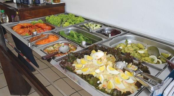 equipamentos para restaurante self service