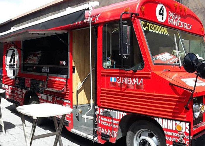 como montar um food truck lucrativo