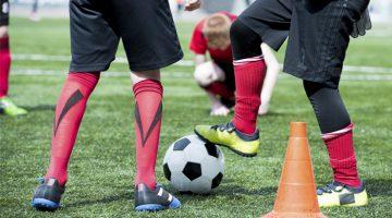 projeto de escolinha de futebol