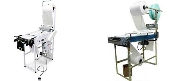 maquina de fazer fraldas descartáveis