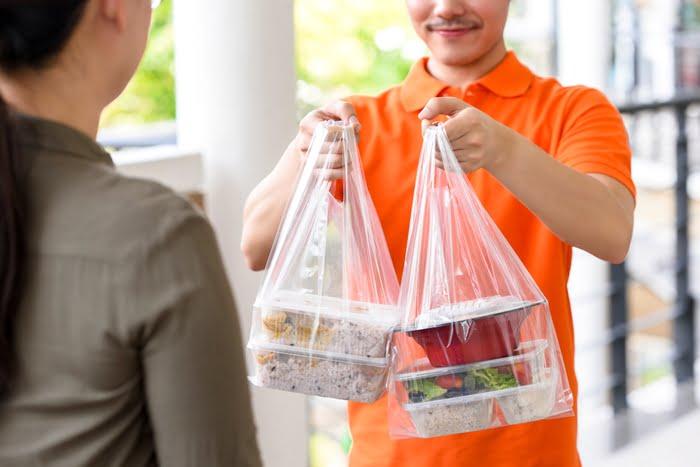 Como montar um delivery de comida saudável em casa