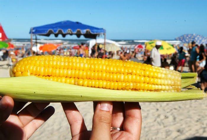 dicas para vender milho verde cozido