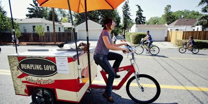 Dicas de como montar um food bike