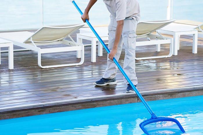 Dicas para trabalhar com limpeza de piscinas