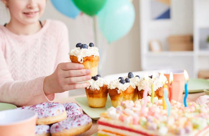 Maneiras de lucrar com festas infantis