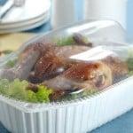 Delivery de frango assado ou frito é opção inovadora para vender