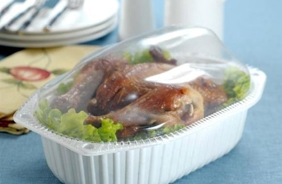 Montar um delivery de frango assado