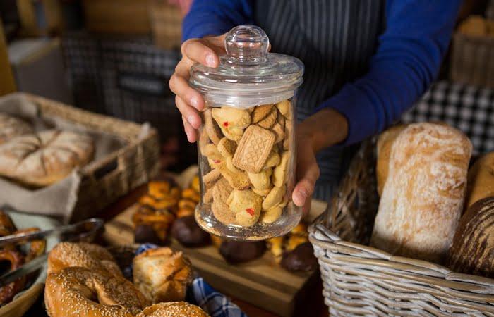 loja de biscoitos caseiros