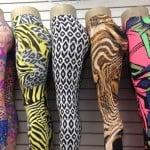 Calças legging para revenda