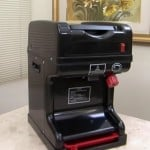 Maquina de fazer raspadinha