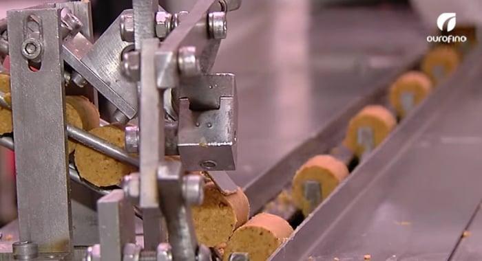 fabricação de paçoca