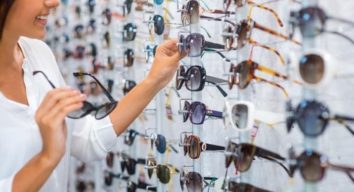 Óculos de sol para revenda no atacado
