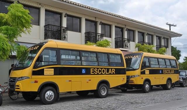 empresa de transporte escolar