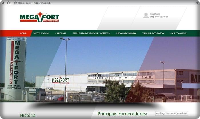 MegaFort Fornecedor de produtos