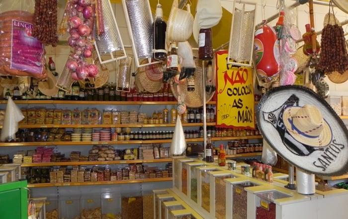 loja de produtos nordestinos