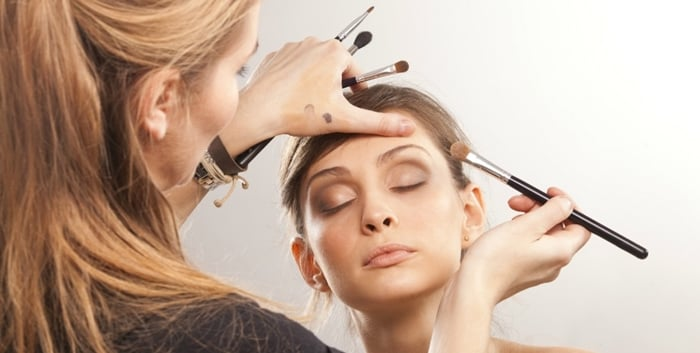 profissão maquiadora
