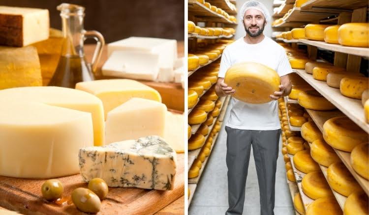 Vender queijo