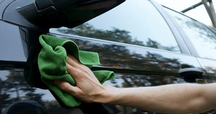 lavagem a seco automotiva