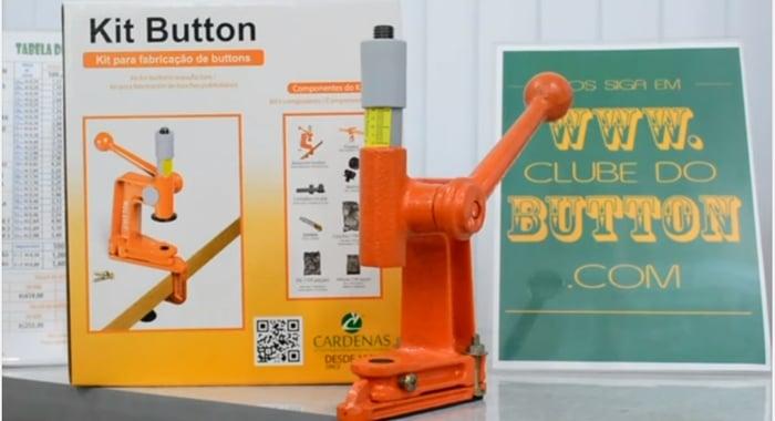 maquina de fazer bottons