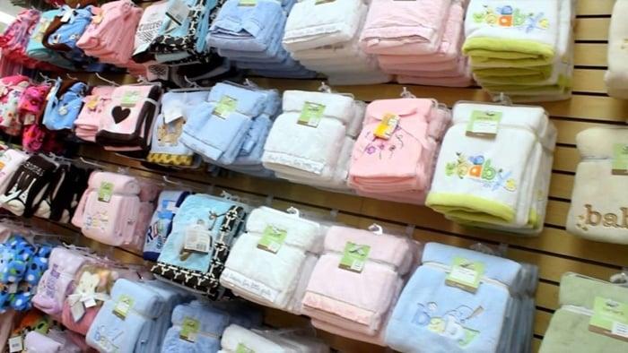 fornecedores de roupas de bebê no atacado