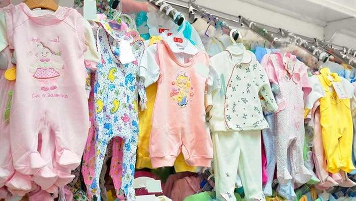 onde comprar roupas de bebê direto da fábrica