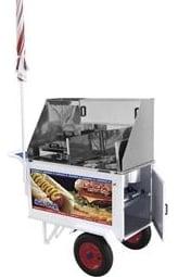 preço do carrinho de hot dog