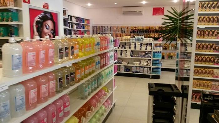 cosméticos para revenda