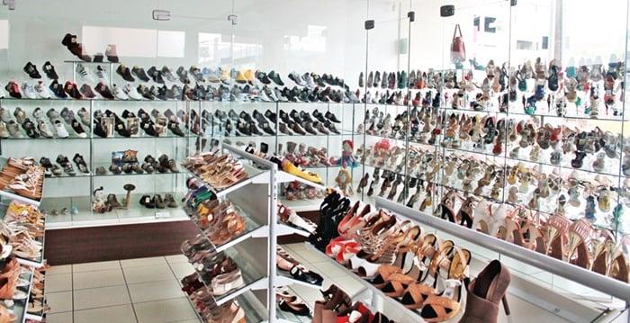 distribuidora de calçados para revenda