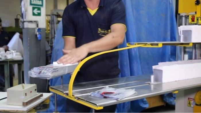 Dicas para montar uma fábrica de guardanapos de papel