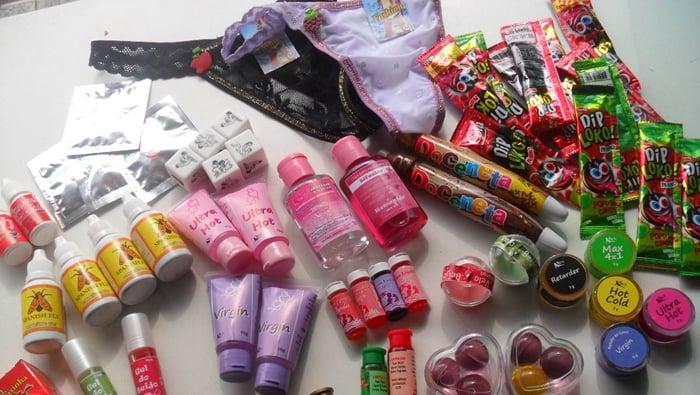 revender produtos eróticos em consignação