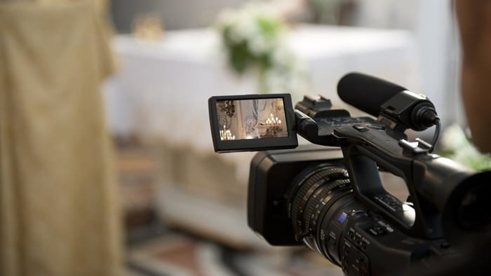empresa de filmagens