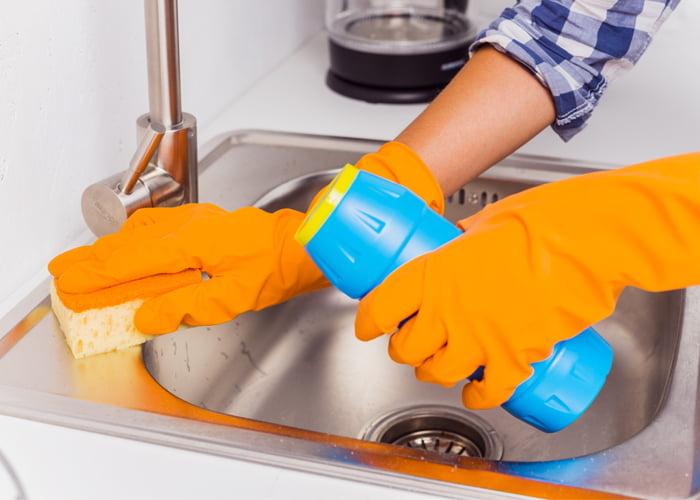 Como fazer detergente para vender