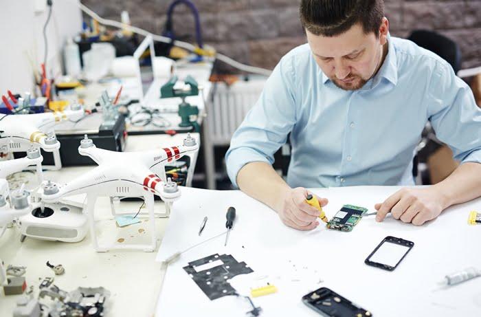 Como lucrar com manutenção de celular
