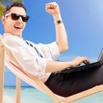 Como ganhar dinheiro nas férias