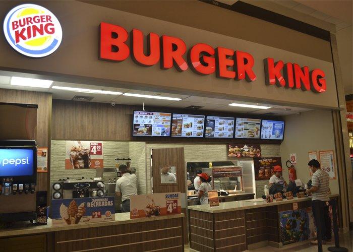 Como montar uma franquia Burger King