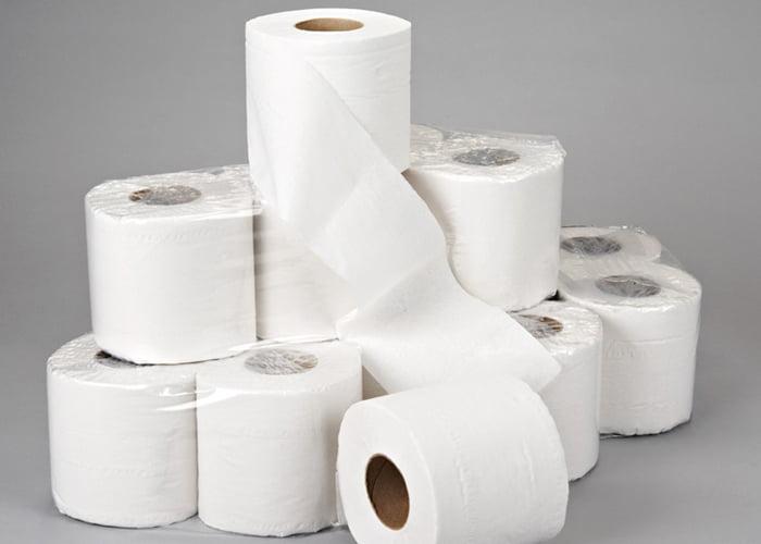 Fábricas de papel higiênico